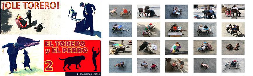* Fotomontajes realizados con fotografías de la Plaza Real de Barcelona.